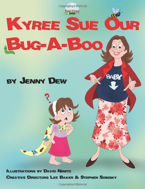 childrens book kyree-sue-our-bug-a-boo